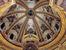 Но самое впечатляющее - это конечно же купол. Третий по величине по диаметру в христианском мире, расписанный картинами жизнеописания Девы Марии, состоящий из восьми секторов.