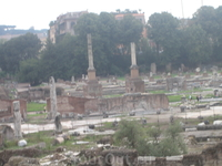 один из римских Форумов