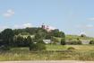 Какой-то храм недалеко от границы России и Латвии. Место - глухое. Где-то не очень далеко от населенного пункта Пыталово.
