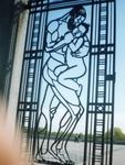 Парк скульптур, посвященных основному инстинкту