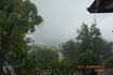 Вид с балкона в ОЧЕНЬ плохую погоду.