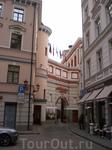 Отель Gutenbergs в старом городе