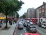 Улицы Лондона.