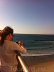 Очень красиво, волны, море...