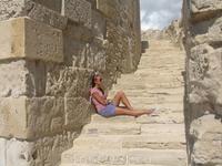 амфитеатр Курион...в такие моменты осознаешь, что жизнь прекрасна ;)