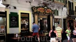 Самое знаменитое кафе Пальмы