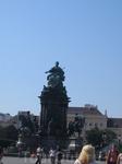 Вена. Площадь Марии Терезии