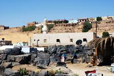 Нубийская деревня