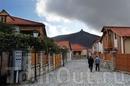 Мцхета и монастырь Джвари (на заднем плане).