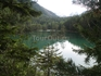 Озеро неподалеку от Гармиш-Партенкирхена