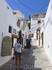 Белоснежные греческие домики
