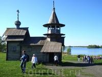 Кижи- музей деревянного зодчества.