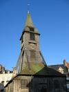 Фотография Онфлёрская церковь св.Екатерины