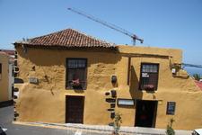типичный канарский домик