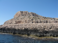 мыс Греко (cape Greko) - вид со стороны моря )) одно из моих любимых мест на Кипре. Очень популярное место в последние годы, а раньше там было тихо и