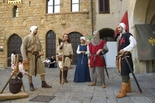 Праздник Средневековья Вольтерра 1398 года
