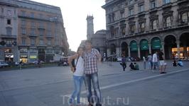 Популярные улицы Милана