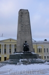 """Монумент """"850 лет Владимиру""""."""