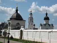 на острове-крепости Свияжск