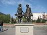 Памятник детям фронта