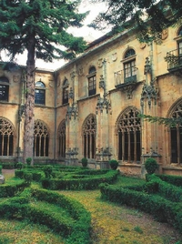 Монастырь Сан-Сальвадор