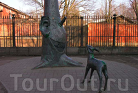 Скульптура «Древо желаний»
