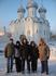 Фото на фоне Софийского собора.