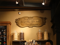 Марсель. Кафе в Старом порте, где вкусное мороженое и блинчики.