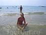 Пляж, теплое море ))