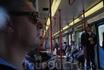 метро в Риме состоит из двух веток, пересадочная станция - Термини. И вот на этой Термине народу столько, что даже на платформе с трудом находишь мест