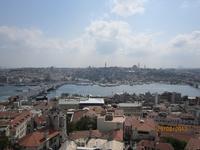 Вид с Галатской башни