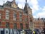 Амстердам.Железнодорожный вокзал.