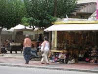 неуютные улицы Малии