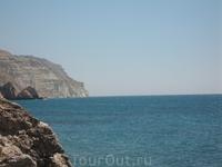 Aphrodite's birthplace_по легенде именно в этом месте Афродита вышла из пены морской