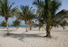 """на пляже """"Аль Мамзар парк"""""""