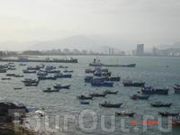 Морской порт Нячанга