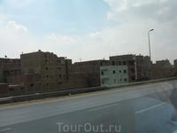 Каир_египетские фавеллы...