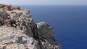 и снова Капо Греко... море действительно синее-синее....