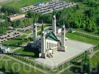 Нижнекамская соборная мечеть