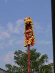 Храм поклонения предкам в Фошань Танец драконов
