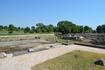 На раскопках Диона под Олимпом