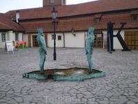 фонтан &quotПисающие мальчики&quot