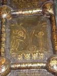 Суздальский Кремль. Собор Рождества Богородицы. Одна из главных достопримечательностей – Златые врата - уникальный образец декоративно-прикладного искусства суздальских мастеров.