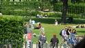 Парк в столице Дании.