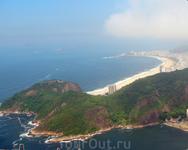 Золотые пляжи Рио во всей красе
