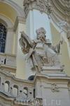 Скульптуры собора