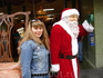 Подготовка к зимним праздникам - День благодарения, Рождество, Новый год - в городках США идет полным ходом. Mission Galleria, Downtown, Riverside, Ca ...