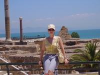 термии Антония Пия, Тунис