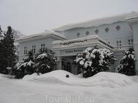 Отель Haikko Manor Spa - здание усадьбы