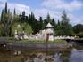 Детская площадка в пансионате Псоу